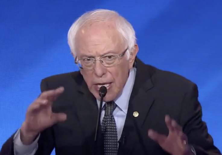 Sanders: The United States Is a 'Racist Society'