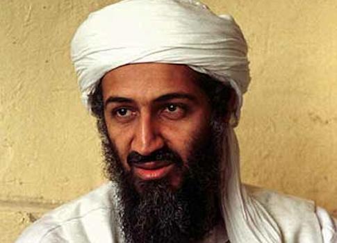 Osama bin Laden / Wikimedia Commons