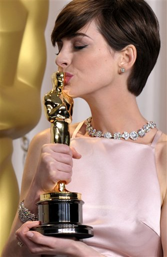 Anne Hathaway: Perfect to Hate on Her Perfection