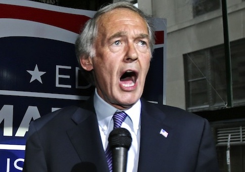 Ed Markey Claims To Have Brought The World The Internet Washington Free Beacon
