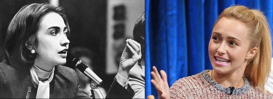 Hayden Panettiere's Resemblance is Stunning
