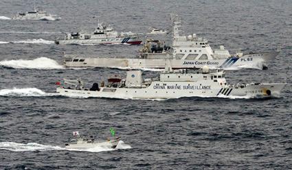 U.S. official on China, Japan Senkaku dispute