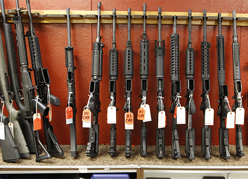 gun control violates the second amendment