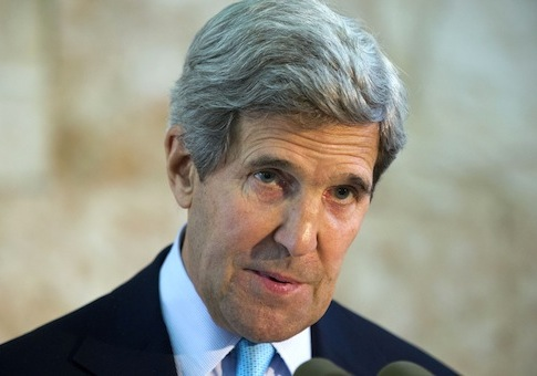 John Kerry in Israel