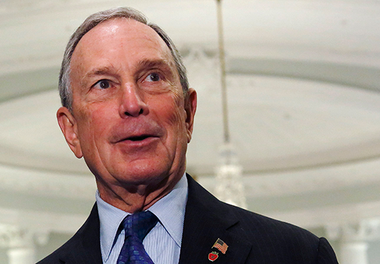 Michael Bloomberg stop and frisk