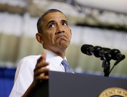 Barack Obama speaks on Obamacare