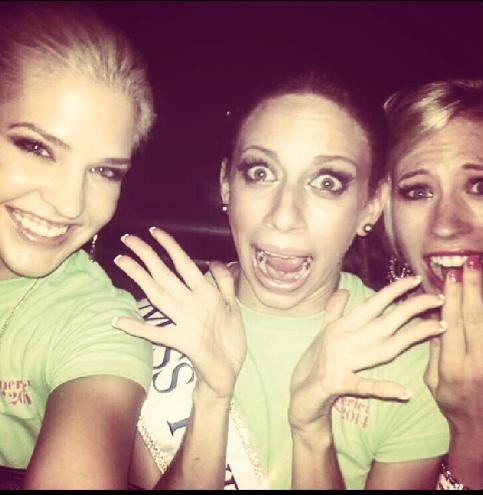 Miss Kansas Is My Pick For Miss America 2013 - Washington