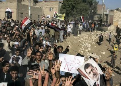Muslim Brotherhood supporters, Egypt