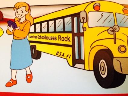 Biff School Bus