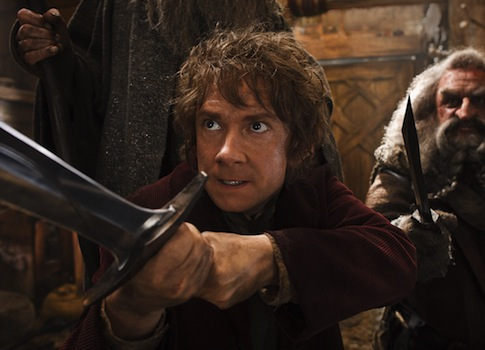 The Hobbit: The Desolation of Smaug Movie Review.