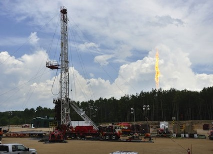 Hydraulic Fracking