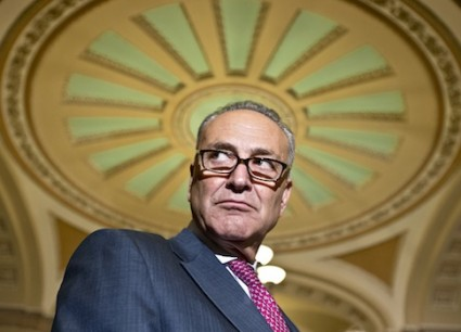 Sen. Chuck Schumer (D., N.Y.)