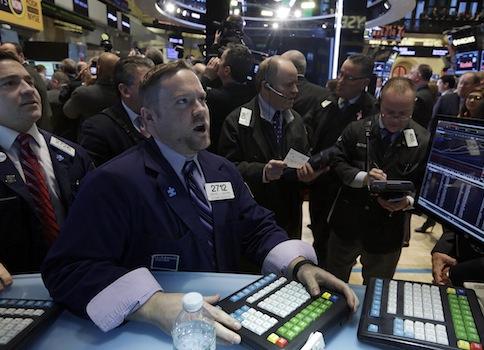 Traders on Wall Street / APTraders on Wall Street / AP