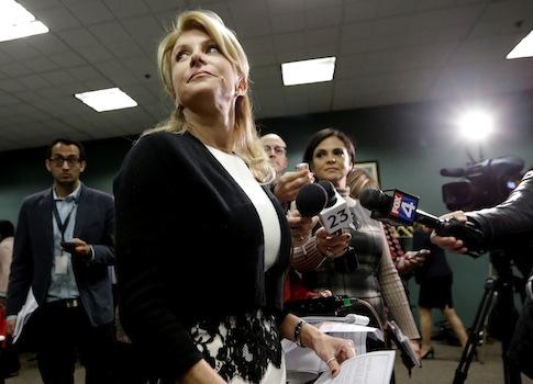 Texas Sen. Wendy Davis