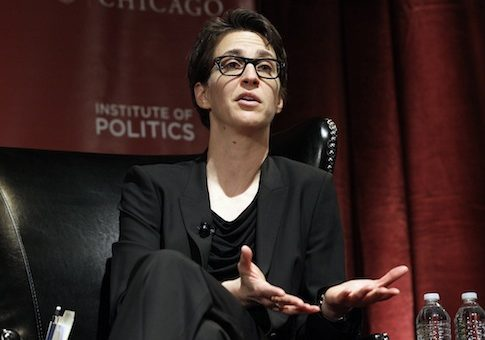 Koch brothers say Rachel Maddow lied about its alleged support of a Florida welfare law requiring drug tests