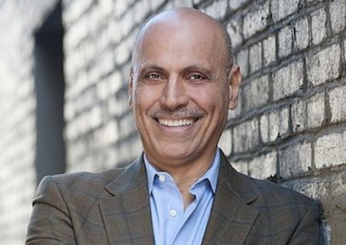 Busboys and Poets owner Andy Shallal
