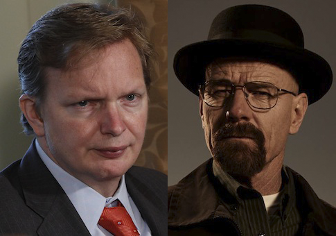 Jim Messina Walter White