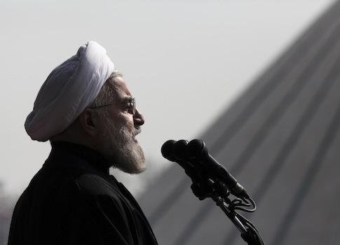Iranian President Hassan Rouhani