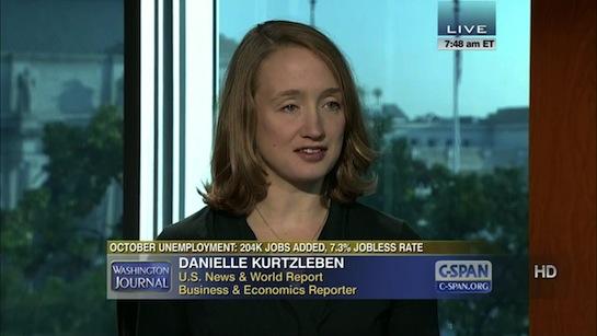 Danielle Kurtzleben