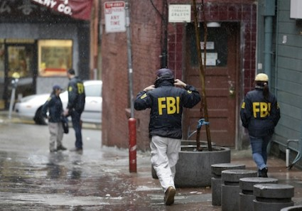 FBI Raid San Francisco