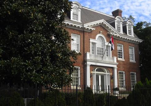 Syrian embassy in Washington, D.C.