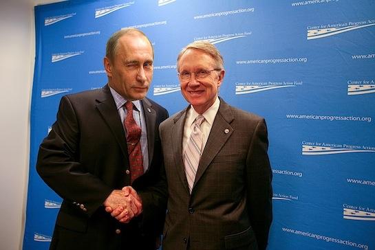 Putin Reid