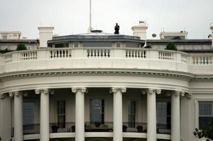 white house sniper