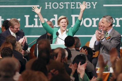 Elizabeth Warren, Enda Kenny, Stephen Lynch