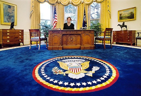 warren oval office