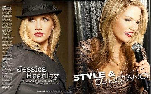 Jessica Headley Facebook