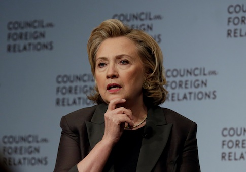 Clinton Was Leading Champion Of Iraq Withdrawal