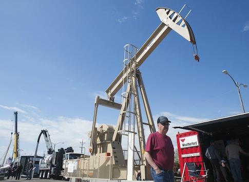 North Dakota oil