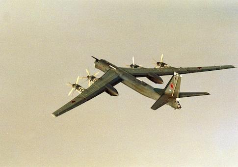 Russian Bombers Threaten Guam