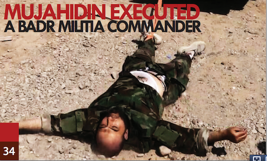 executed soldier