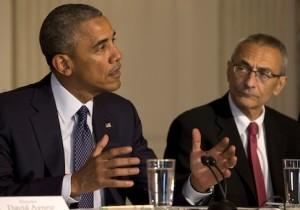 Barack Obama, John Podesta