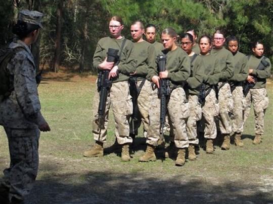 Disgraceful Female Marine Captain Viciously Criticized