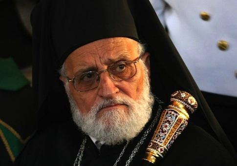 Patriarch Gregory III Laham