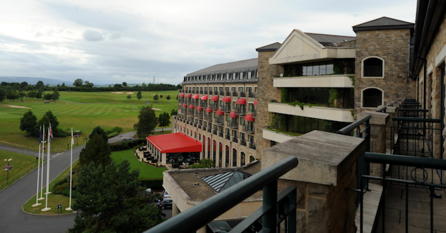 Celtic Manor Presidential Suite