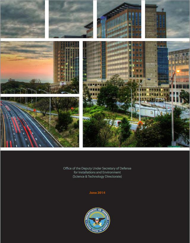 Reverse cover, 'Adaptation Roadmap'