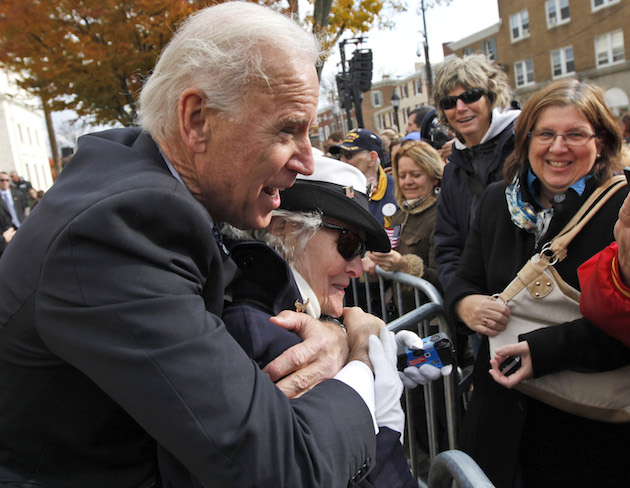 Joe Biden, Ruthie Severino
