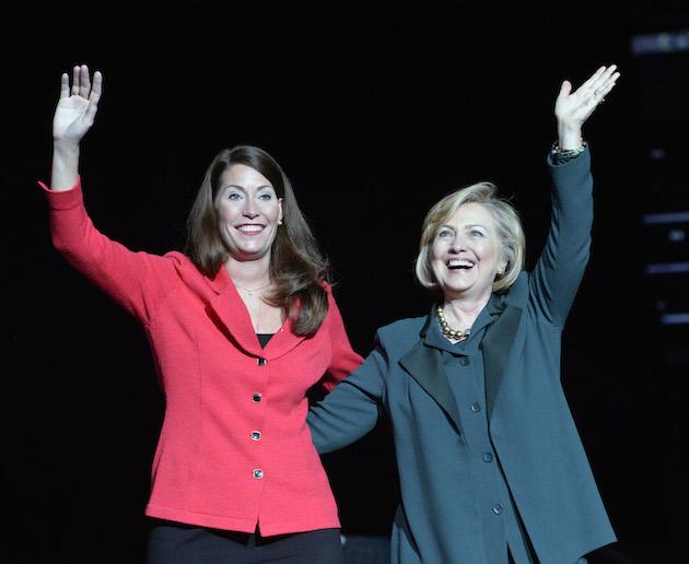 Hillary Clinton, Alison Lundergan Grimes