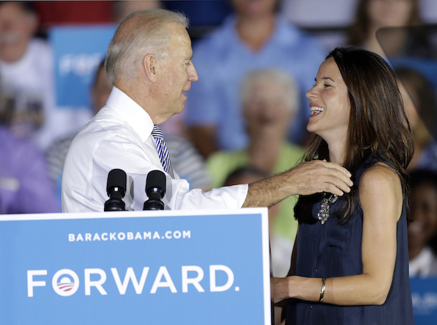 Joe Biden, Ashley Biden