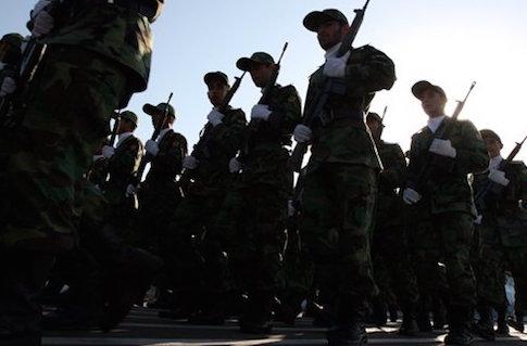 Iranian Revolutionary Guards Corps