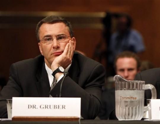 Jonathan Gruber