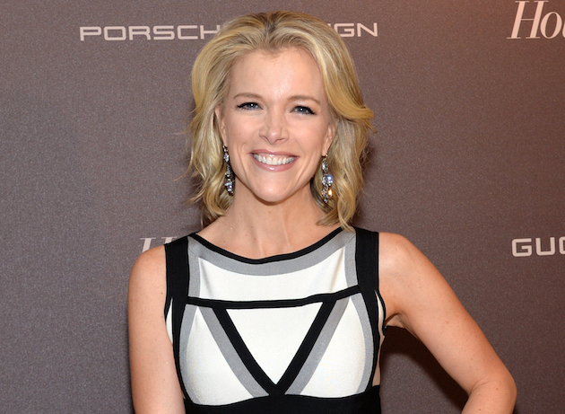 Megyn Kelly at The 35 Most Powerful People in Media / AP