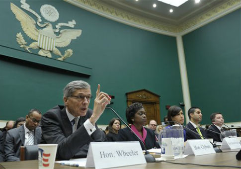 Congress Looking Into White House's Role in FCC's Net