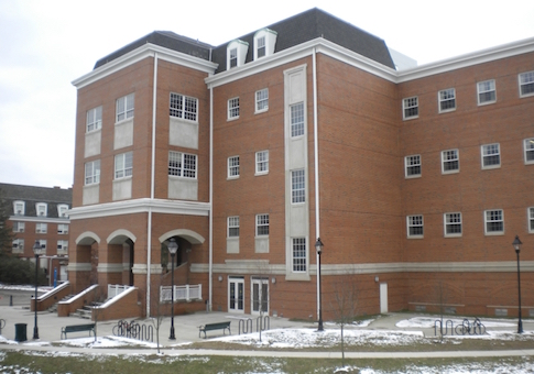 Ohio University academic and research center
