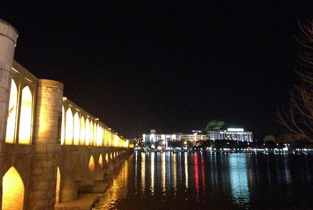 Isfahan. (Andrew Stiles)