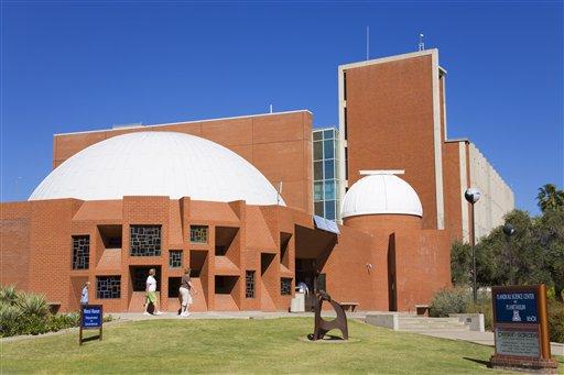 Flandrau Science Center and Planetarium, University of Arizona