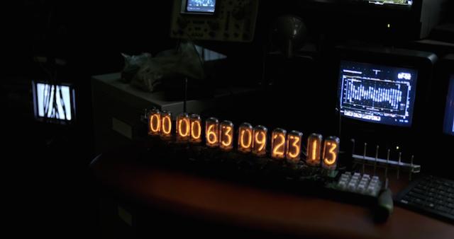 Tomorrowland timer